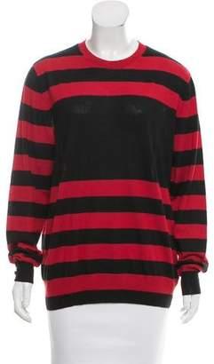 Dries Van Noten Striped Cashmere Sweater