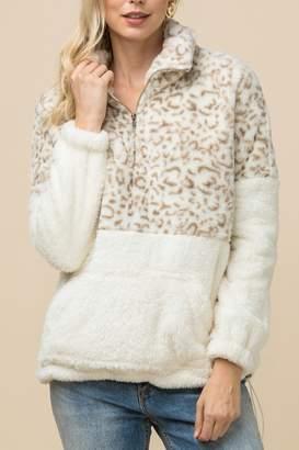 Entro Snow Leopard jacket
