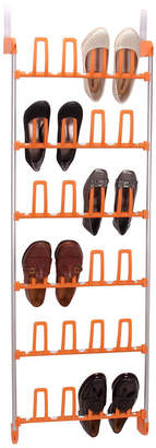 Household Essentials 12-Pair Over the Door Shoe Rack