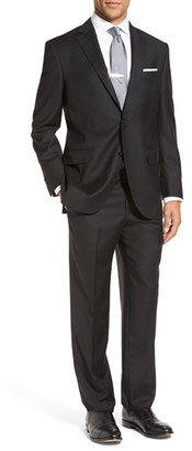 Men's Peter Millar Flynn Classic Fit Solid Wool Suit $695 thestylecure.com