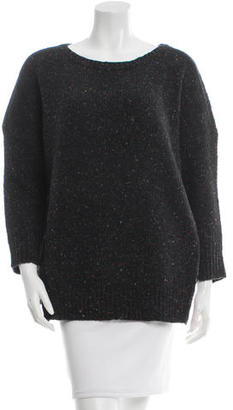 Inhabit Wool & Cashmere-Blend Oversize Sweater w/ Tags $175 thestylecure.com