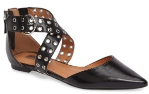 Women's Halogen Molly Pointy Toe Flat $89.95 thestylecure.com