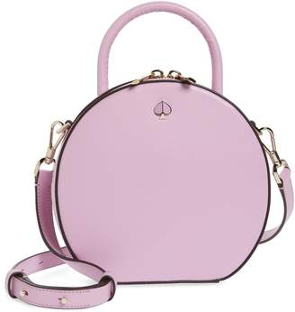 490629a35 Kate Spade Pink Leather Crossbody Handbags - ShopStyle