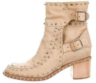 Laurence Dacade Badley Leather Ankle Boots Tan Badley Leather Ankle Boots
