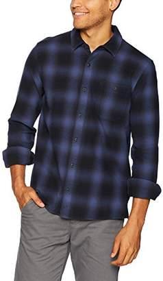 Hudson Jeans Men's Weston Plaid Flannel Shirt