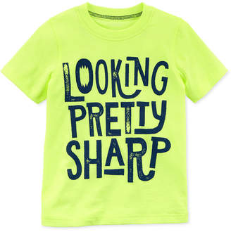 Carter's Graphic-Print T-Shirt, Toddler Boys
