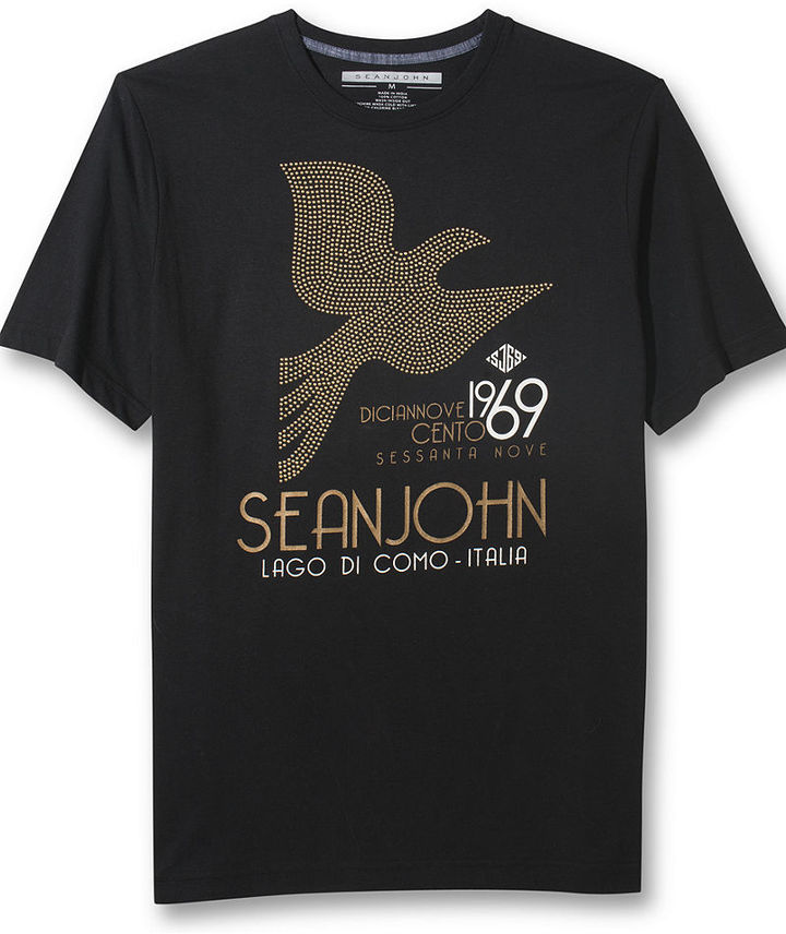 Sean John Big & Tall Graphic T-Shirt