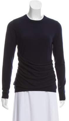 Derek Lam Sasha Cashmere and Silk-Blend Sweater Sasha Cashmere and Silk-Blend Sweater
