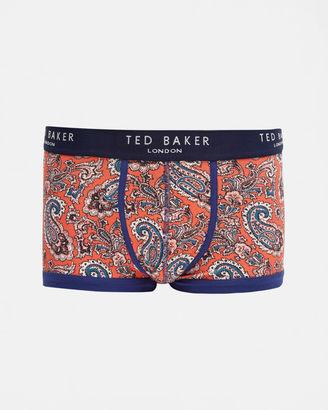 Paisley print boxer shorts $29 thestylecure.com