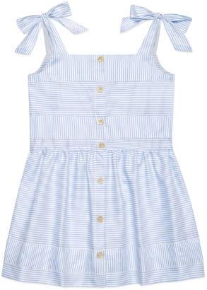Children's striped oxford dress $385 thestylecure.com