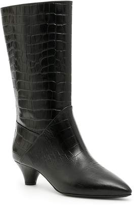 Marni Printed Leather Boots