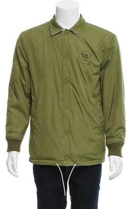 Opening Ceremony Reversible Fleece Jacket w/ Tags