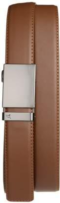Mission Belt 'Gun Metal' Leather Belt