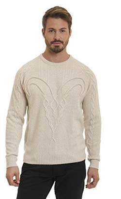 Robert Graham Men's Fortitude Crew Neck Sweater