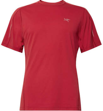 Arc'teryx Motus Slim-Fit Phasic Sl T-Shirt