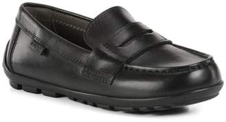 Geox New Fast Driver Moccasin