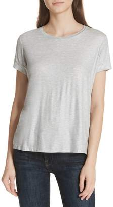 Majestic Metallic Short Sleeve Swing Tee