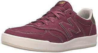 New Balance Men's CRT300 Classic Court Fashion Sneaker