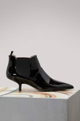 Acne Studios Kity heeled ankle boots