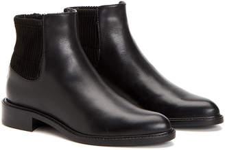 Aquatalia Giuliana Waterproof Leather Bootie