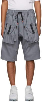 Nike Grey ACG Deploy Shorts