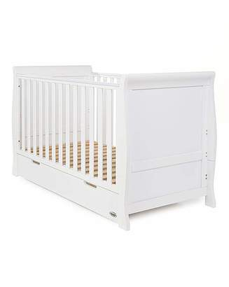 O Baby Obaby Stamford Classic Cot Bed