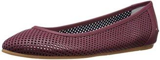 Lacoste Women's Cessole 216 1 Ballet Flat $72.83 thestylecure.com
