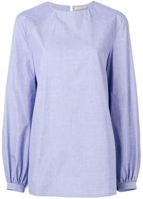 Nina Ricci oversized blouse