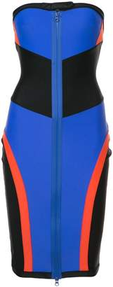 Puma Fenty By Rihanna colour block midi dress