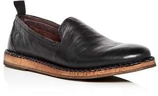 John Varvatos Men's Zander Leather Loafers