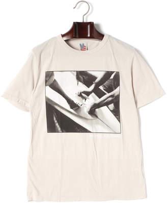 Junk Food Clothing (ジャンクフード) - JUNK FOOD プリント クルーネック 半袖Tシャツ グレー s