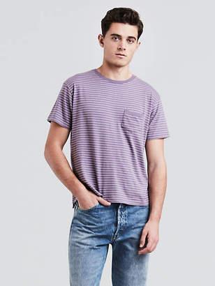 Levi's 1940's Split Hem Tee T-Shirt