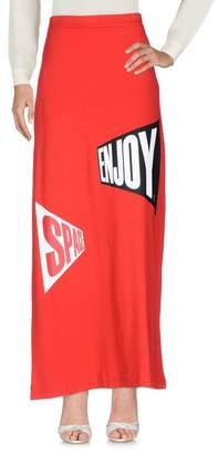 Love Moschino Long skirt