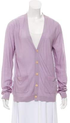 Timo Weiland Lightweight Button-Up Cardigan