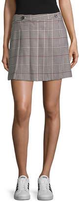 Arizona Womens Short Pleated Skirt Juniors