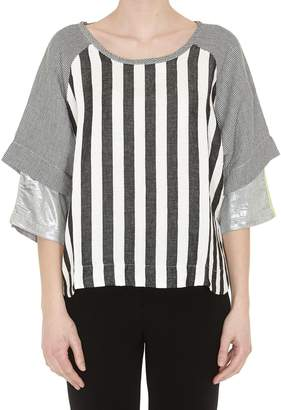 Brand Unique Stripe Blouse