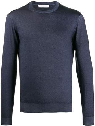Cruciani relaxed-fit knit jumper