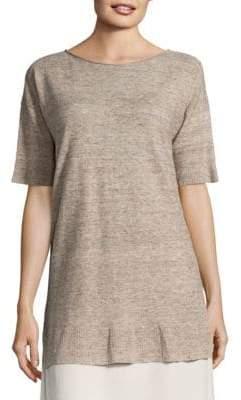 Eileen Fisher Linen Box Tunic