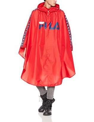 8ce3867c68197a Fila (フィラ) - [フィラ] FILA レインポンチョ 男女兼用 レディース メンズ 婦人