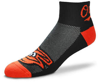 For Bare Feet Baltimore Orioles The Cuff Ankle Socks