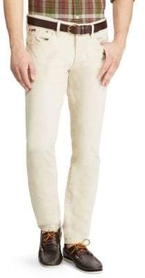 Polo Ralph Lauren Stretchable Cotton Pants