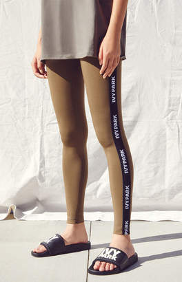 Ivy Park Active Logo Elastic Leggings