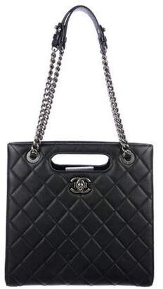 Chanel 2016 Small Quilted Tote