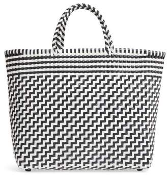 Truss Medium Woven Tote