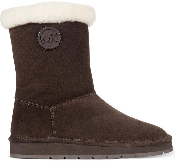 MICHAEL Michael Kors Winter Mid Boots 4