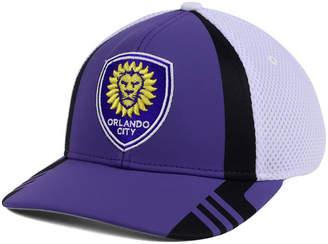 adidas Orlando City Sc Authentic Team Flex Cap