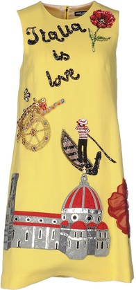 Dolce & Gabbana Short dresses - Item 34675514ET