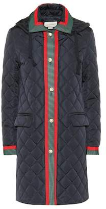 Gucci Quilted coat