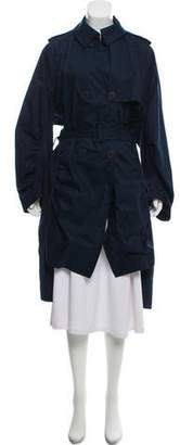 Stella McCartney Ink Trench Coat w/ Tags