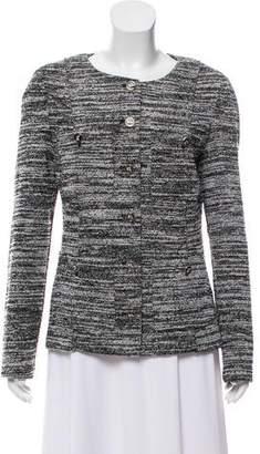 Karl Lagerfeld Lightweight Bouclé Jacket